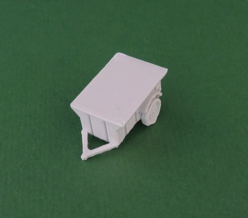 Jeep Trailer (28mm)