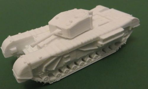 Churchill III (28mm)