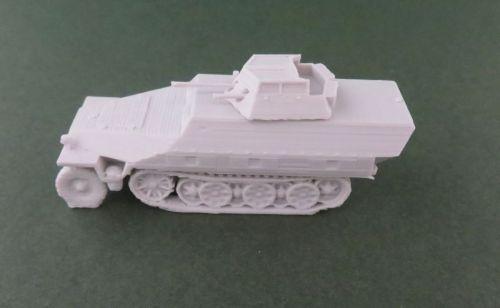 Sd Kfz 251/23 2cm halftrack (1:48 scale)
