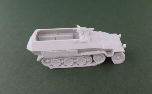 Sd Kfz 251/1 halftrack (20mm)