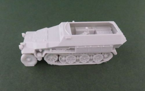 Sd Kfz 251/2 Mortar halftrack (1:48 scale)