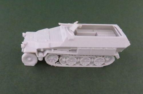 Sd Kfz 251/4 Gun tractor (20mm)