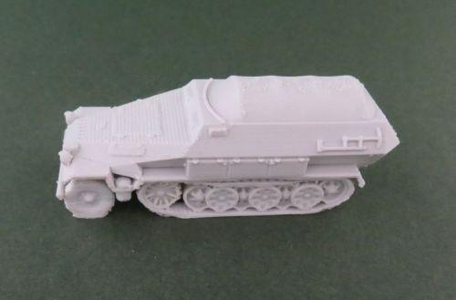 Sd Kfz 251/8 ambulance halftrack (6mm)