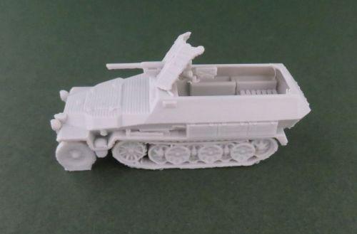 Sd Kfz 251/10 37mm halftrack (15mm)