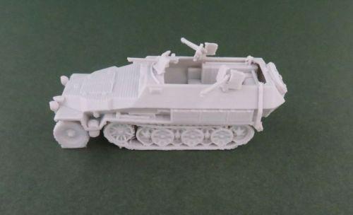 Sd Kfz 251/16 flamethrower halftrack (15mm)