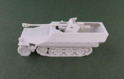 Sd Kfz 251/22 Pak40 halftrack (1:48 scale)