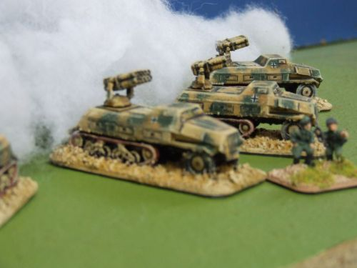 Panzerwerfer 42 (15mm)
