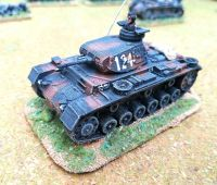 Panzer III E to N (6mm)