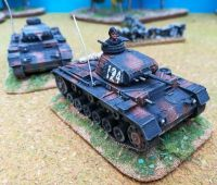 Panzer III E to N (12mm)