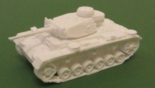 Panzer III E to N