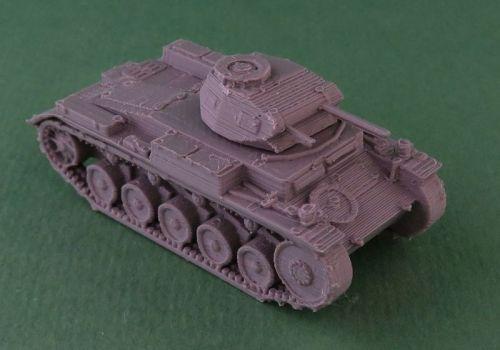 Panzer II (28mm)