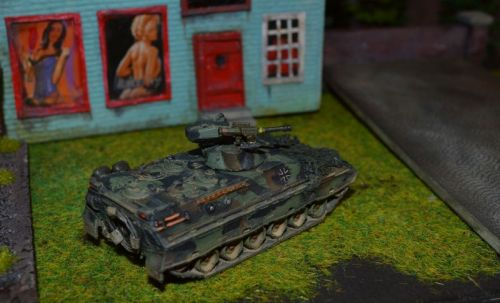 Marder 1A2 ICV (1:48 scale)
