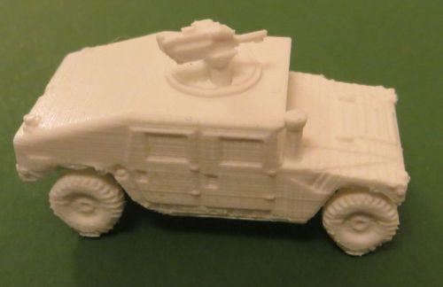 Humvee with Mk19 Grenade launcher HMMWV (12mm)