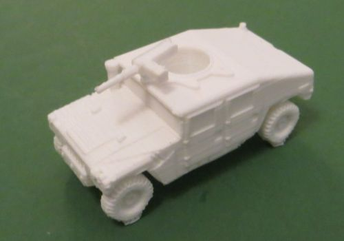 Humvee with 50 cal HMG HMMWV (28mm)