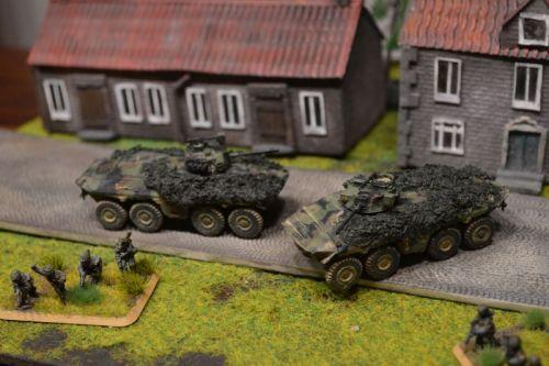 Spahpanzer 2 Luchs (28mm)