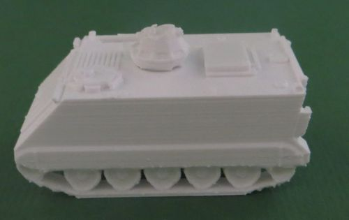 M113 T50 turret (12mm)