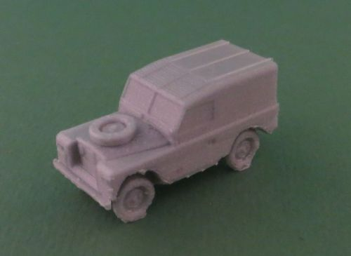 Series 2 Land Rover (6mm)
