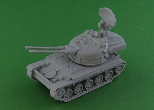 AMX-13 DCA (1:48 scale)