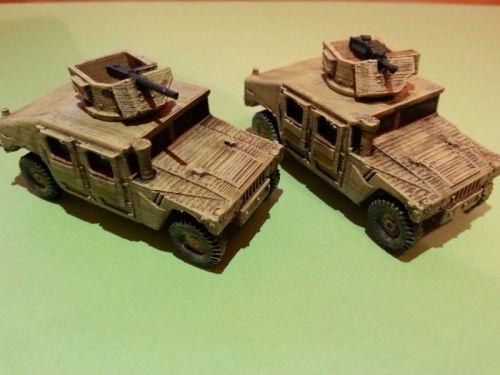 Humvee HMMWV GPK (1:48 scale)