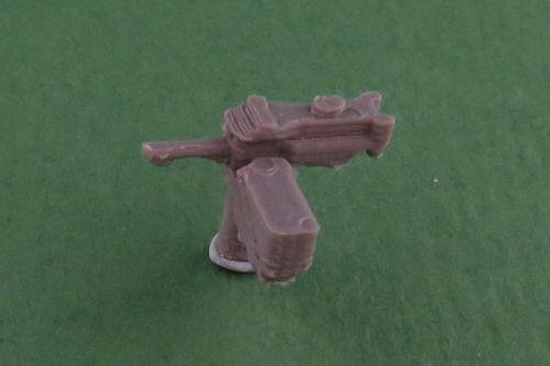 Mk 19 Grenade launcher (20mm)