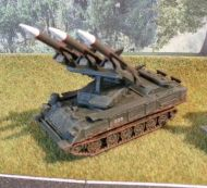 2K12 Kub SA-6 Gainful (1:48 scale)