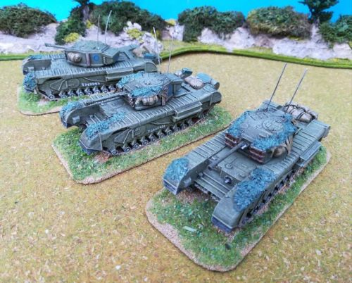 Churchill VII (20mm)