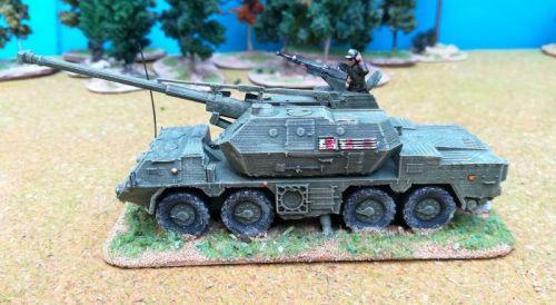 DANA 152mm SpGH (1:48 scale)