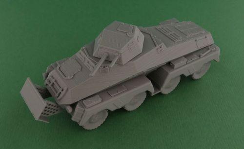 SdKfz 231 8-Rad (1:48 scale)