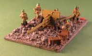 57mm ZIS2 gun (1:48 scale)