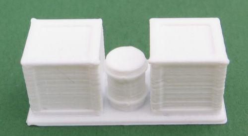 30x15 mm Barricade #5 (15mm)