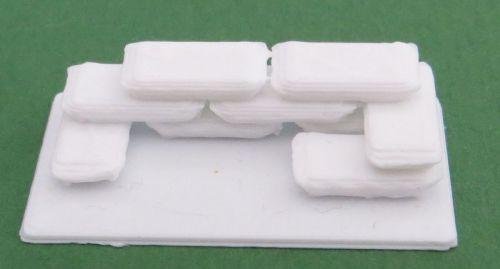 30x15 mm Barricade #6 (15mm)