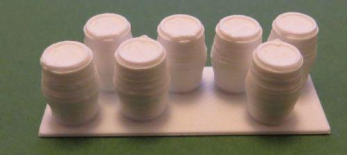 53x20 mm Barricade #1 (20mm)