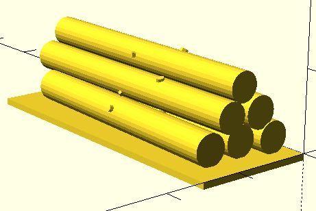 53x20 mm Barricade #8 (20mm)