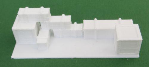60x20 mm Barricade #2 (15mm)
