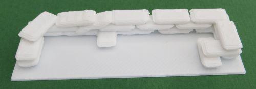 60x20 mm Barricade #3 (15mm)