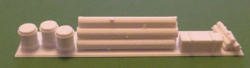 80x15 mm Barricade #3 (15mm)