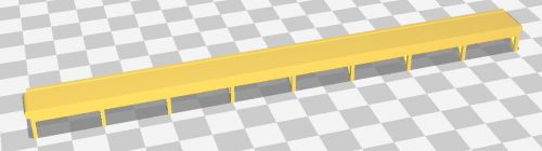 Conveyor belt  (15mm)