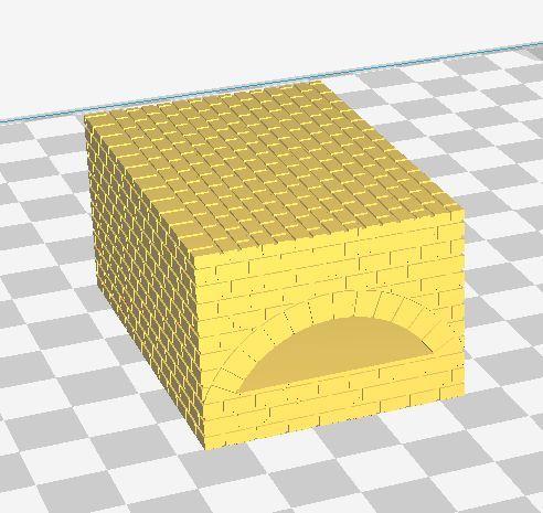 Bread oven (15mm)