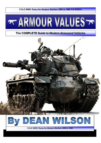 Cold War3! Armour Values