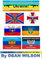 Crisis Ukraine - Flags etc