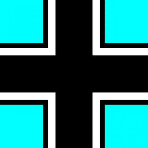 Balkan Cross 1 (1:144 scale)