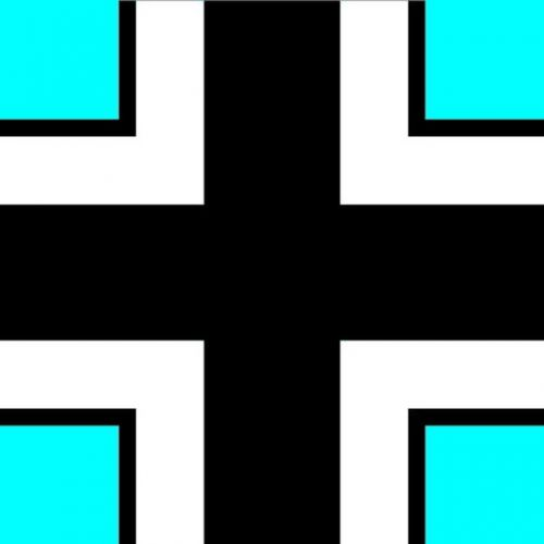 Balkan Cross 2 (1:144 scale)