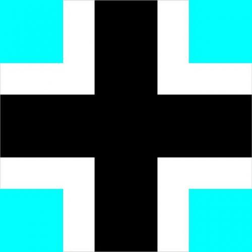 Balkan Cross 3 (1:144 scale)