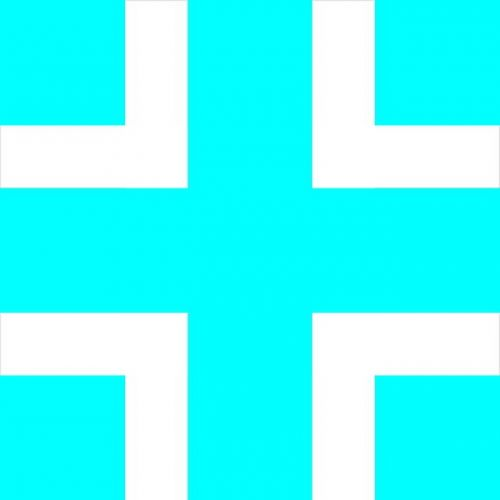 Balkan Cross 5 (1:144 scale)
