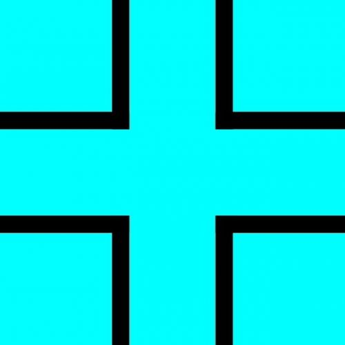 Balkan Cross 6 (1:144 scale)