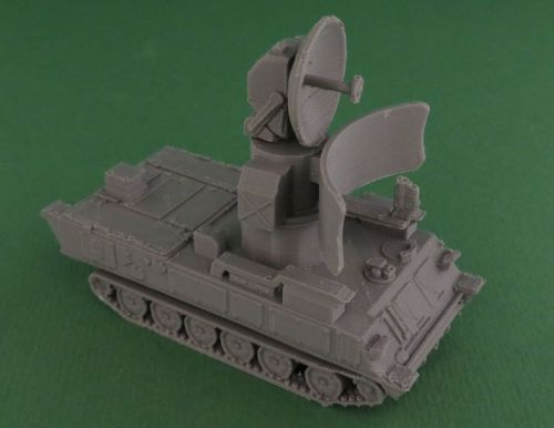 1S91 Straight Flush Radar (6mm)