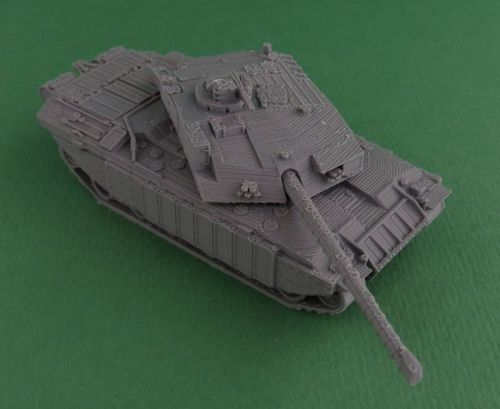 Challenger 1 (1:48 scale)