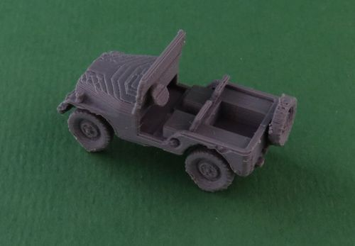 Jeep M38A1 (6mm)