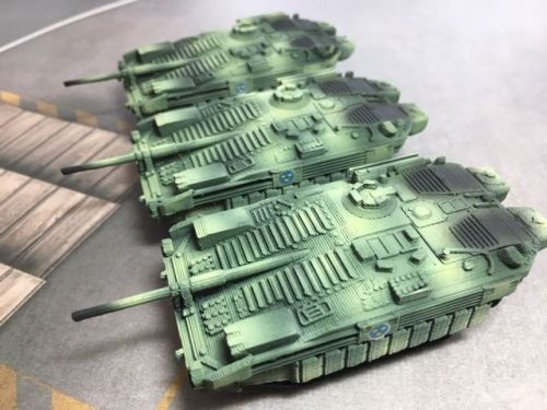 S-Tank (1:48 scale)