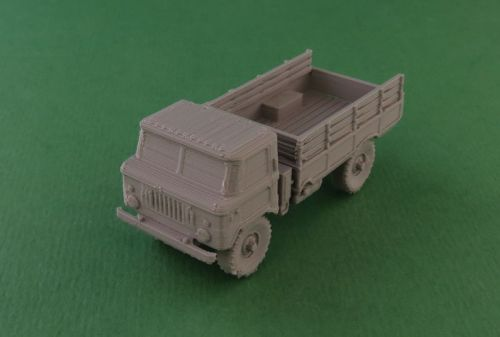 GAZ 66 truck (20mm)